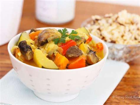 recette cuisine vegane recettes de curry de légumes et cuisine vegane
