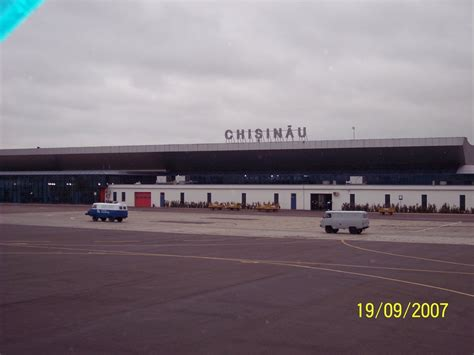 Panoramio - Photo of CHISINAU AIRPORT,MOLDOVA