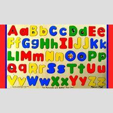 Learn Abc Alphabet Uppercase Letters! Fun Educational Abc Alphabet Video For Kindergarten