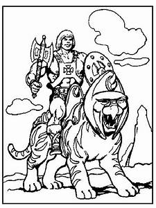 80s, Coloring, Pages