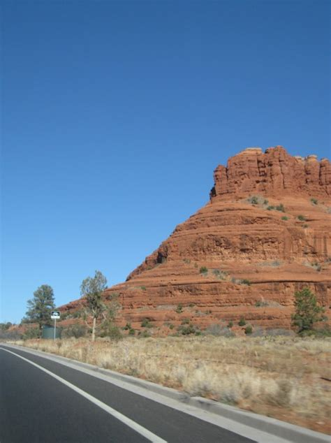 road trip drives red rock scenic byway arizona