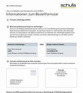 Schufa Auskunft Wohnungssuche : schufa auskunft download ~ Lizthompson.info Haus und Dekorationen