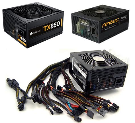 Power Supply Units Psu For Gaming Pc Build