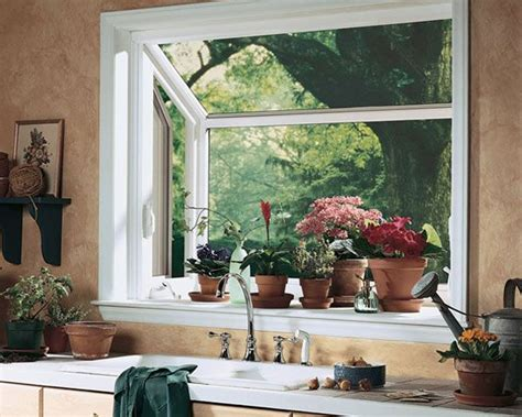 bay windows   kitchen columbia cabinetworks home ideas  mom pinterest gardens
