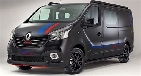 renault si鑒e social t駘駱hone renault trafic gets sporty quot formula edition quot in the