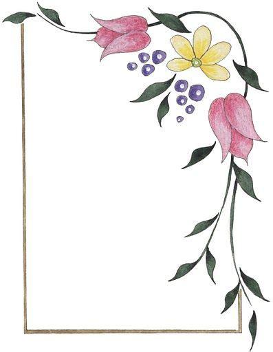 Hojas de chocolate para decorar tartas y postres Bordes para decorar hojas - Imagenes y dibujos para ...