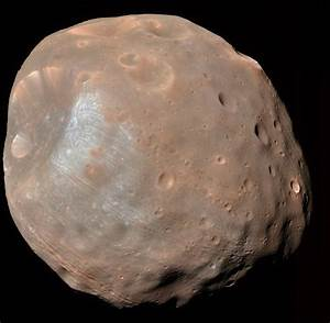 Beautiful Phobos photos | The Planetary Society