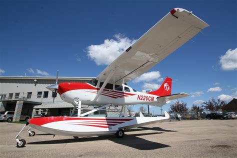 sold 2004 cessna t206h hibious wipaire inc