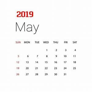 Business Card Calendar 2020 2019 Happy New Year May Calendar Template Christmas