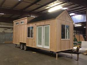 diy tiny house on wheels modern design, new project with ...