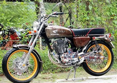 Modifikasi Motor Klasik by Modifikasi Motor Klasik Jamandulu