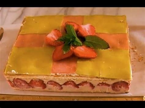 fraisier hervé cuisine gateaux fraisier chef abderazak el bouinany maroc doovi