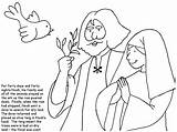 Bible Noah Coloring Pages Resources Wife Children Study Activities Google sketch template
