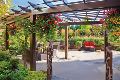 Patio In The Garden by Photo Gallery See The Lakeshore Seattle Renton Wa Era