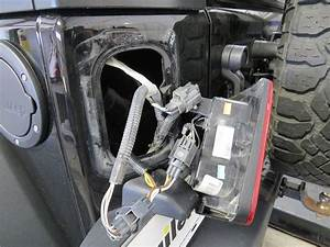 2010 Jeep Wrangler Tow Bar Wiring