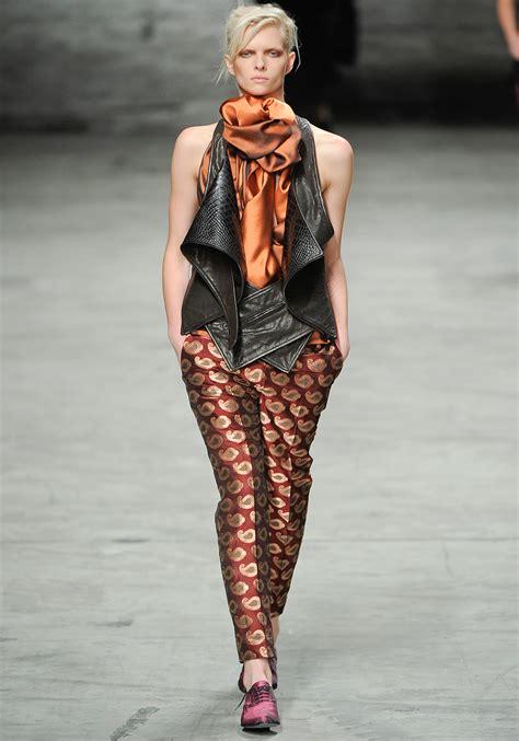 runway haider ackermann spring summer  paris fashion