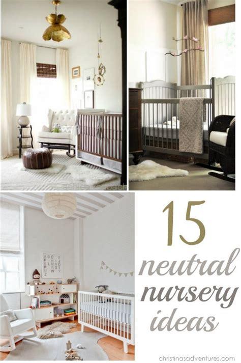 neutral gender nursery ideas 15 neutral nursery ideas