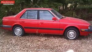 1983 Mazda 626 - Mazda Models