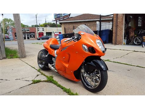 Suzuki Motorcycles Chicago by 1999 Suzuki Hayabusa For Sale 25 Used Motorcycles From 3 000