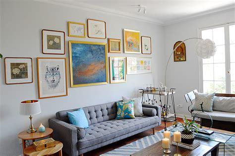 decoracion de living modern chic el blog del decorador