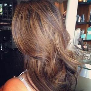 caramel balayage highlights | Hair | Pinterest