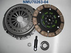 Ford Zf5 5 Speed Valair Single Disc Conversion Clutch Kit