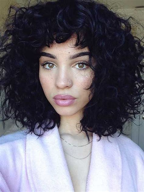 bob styles for curly hair 25 bob haircuts for curly hair bob hairstyles
