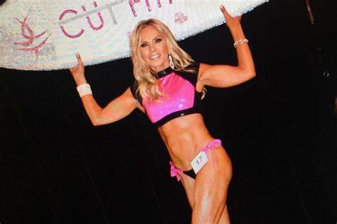 tamra judge fitness competition training motivation