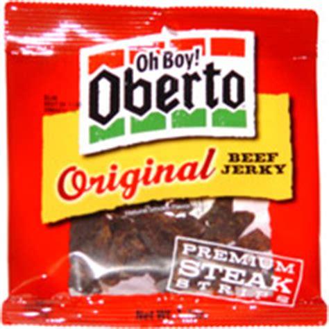 Oh Boy! Oberto Original Beef Jerky
