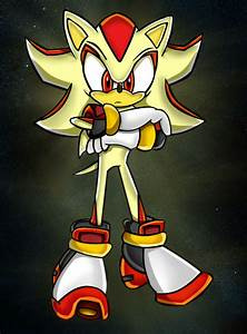 Super Shadow The Hedgehog - Sa Style by Shadoukun on ...