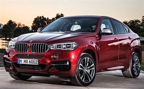 First Drive Review Bmw X6 M50d (2014