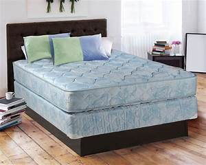 comfort classic gentle firm blue king size mattress and With cheap firm king mattress