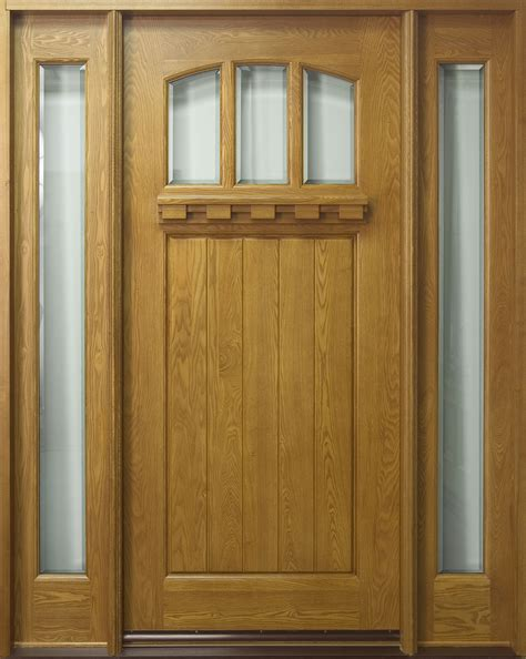 Wood Entry Doors by Craftsman Custom Front Entry Doors Custom Wood Doors