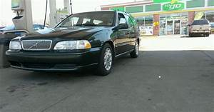 My Clean Stock Volvo 1998 V70 Glt