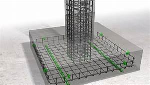 Placement Of Rebar In Footings