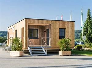 Kleines Holzhaus Kaufen : flexbox das flexible modulhaus von haas haas fertighaus ~ Indierocktalk.com Haus und Dekorationen