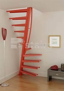 Escalier En Colimaçon : 1m2 escalier gain de place en colima on eestairs ~ Mglfilm.com Idées de Décoration