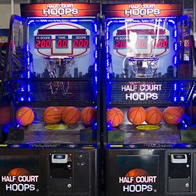 bubble boy hockey table for sale buy half court hoops basketball arcade online at 4499