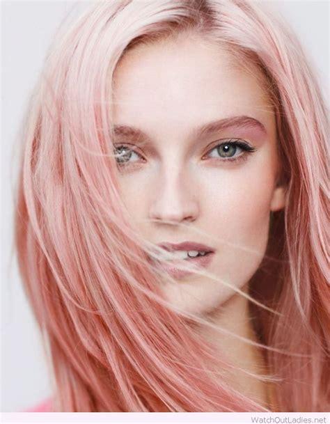 Best 25 Light Pink Hair Ideas On Pinterest Pale Pink