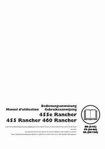 Husqvarna 455e Rancher Tools Download Manual For Free Now