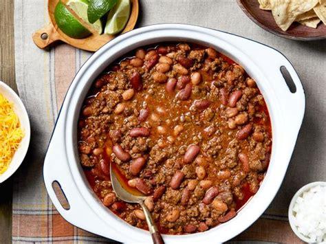 chili cuisine simple chili recipe ree drummond food