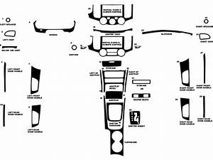 2008 Kia Optima Dash Kits