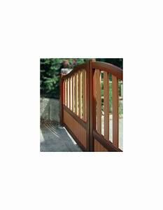 Portail Alu Battant 3m50 : portail aluminium battant ajoure droit 3000x1200 ~ Dailycaller-alerts.com Idées de Décoration
