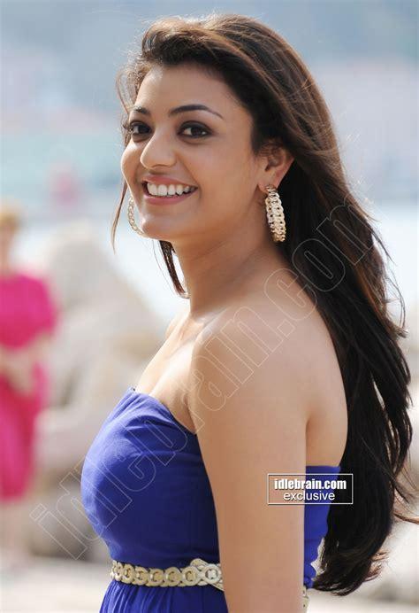 Kajal Agarwal Photo Gallery Telugu Cinema Actress