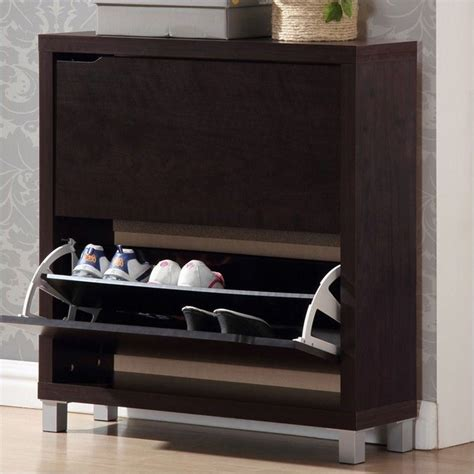 simms modern shoe cabinet in brown simms shoe cabinet in brown fp 2ous cappucino