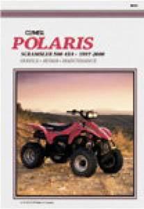 Polaris Scrambler 500 4 U00d74 1997