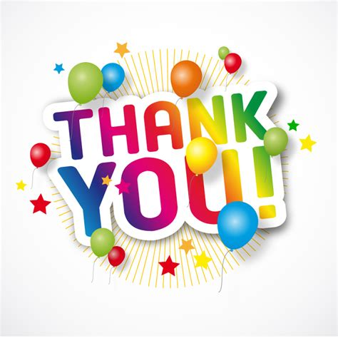 thank you clipart say thank you with the images on this page