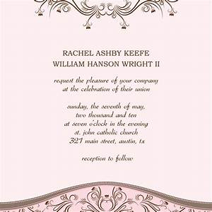 wedding invitation designs templates best 25 printable With b wedding invitations coupon