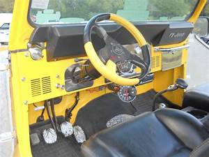 1984 Restored Jeep Cj7 Yellow Lifted Performance For Sale