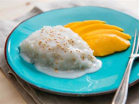 Drop Everything And Make Thai Coconut Sticky Rice With